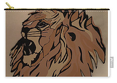 Lion Side Carry-all Pouch