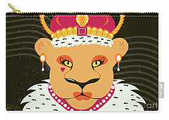 Lioness Queen Carry-all Pouch