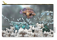 Lionfish Collection Carry-all Pouch