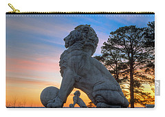 Lions Bridge At Sunset Carry-all Pouch