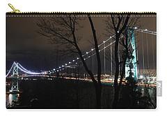 Lions Gate Bridge Carry-all Pouch
