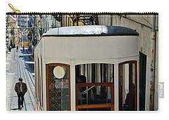 Lisbon - Portugal - Elevador Da Bica Carry-all Pouch