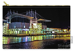Lisbon - Portugal - Oceanarium At Night Carry-all Pouch
