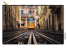 Lisbon Scene Carry-all Pouch