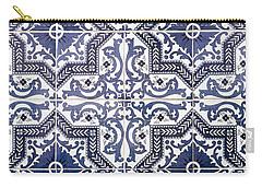 Lisbon Tile Superstar Carry-all Pouch