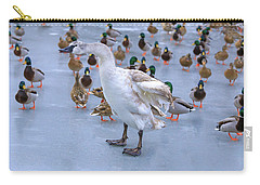 Listen Up You Ducks Carry-all Pouch