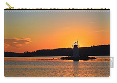 Lit By The Sun Carry-all Pouch