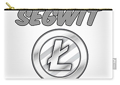Litecoin Segwit Carry-all Pouch