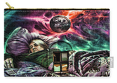 Lithuanian Street Art Carry-all Pouch