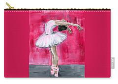 Little Ballerina #2 Carry-all Pouch