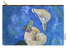 Little Bird Carry-all Pouch by Ella Kaye Dickey