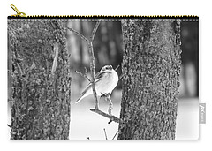 Carry-all Pouch featuring the photograph Little Bird by Rick Morgan