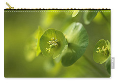 Green Power Carry-all Pouch