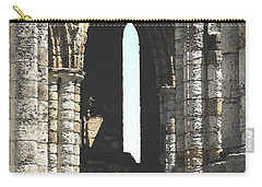 Little Boy Under The Arch Carry-all Pouch
