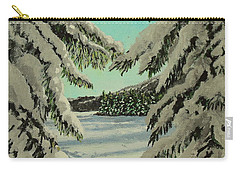 Little Brook Cove Carry-all Pouch