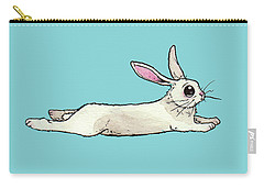 Little Bunny Rabbit Carry-all Pouch