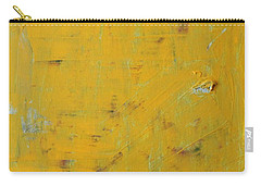 Carry-all Pouch featuring the painting Little Dab Will Do Ya by Pam Roth O'Mara