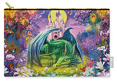 Little Dragon Carry-all Pouch