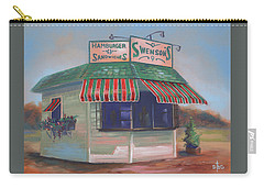 Little Drive-in On South Hawkins Ave Carry-all Pouch