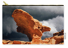 Carry-all Pouch featuring the photograph Little Finland Nevada 8 by Bob Christopher