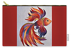 Little Fish Carry-all Pouch