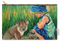 Little Friends Carry-all Pouch