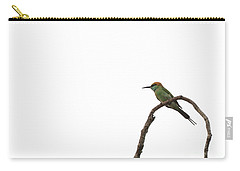 Little Green Bee Eater  Merops Orientalis  Carry-all Pouch