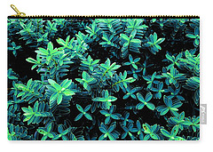 Little Green Crosses Carry-all Pouch