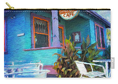 Little House Cafe  Carry-all Pouch
