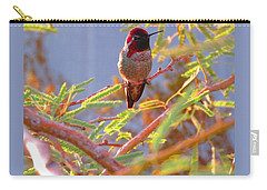 Little Jewel With Wings Carry-all Pouch