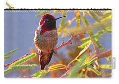 Little Jewel With Wings Second Version Carry-all Pouch