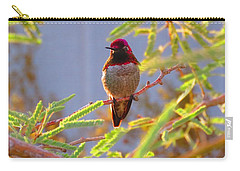 Little Jewel With Wings Third Version Carry-all Pouch
