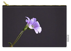 Little Lavender Flowers Carry-all Pouch