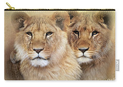 Little Lions Carry-all Pouch
