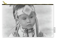 Little Native American Dancer Carry-all Pouch