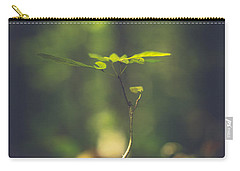 Carry-all Pouch featuring the photograph Little One by Shane Holsclaw
