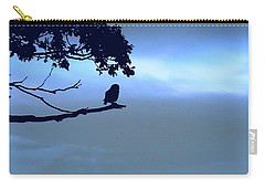 Little Owl Watching Carry-all Pouch