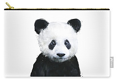 Little Panda Carry-all Pouch