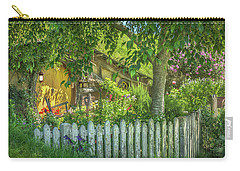 Little Picket Fence Carry-all Pouch