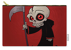 Skeleton Carry-All Pouches