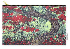 Little Red Tree Series 3 Carry-all Pouch