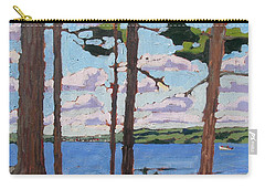 Little Rideau Lake Carry-all Pouch