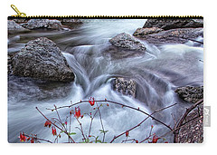 Little River Columbines Carry-all Pouch