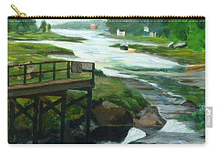 Little River Gloucester Study Carry-all Pouch