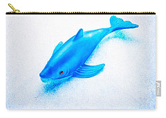 Little Rubber Fish Carry-all Pouch