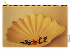 Little Shell Plate Carry-all Pouch by Itzhak Richter