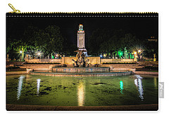 Carry-all Pouch featuring the photograph Littlefield Gateway by David Morefield