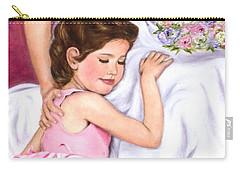Littlest Wedding Belle Carry-all Pouch