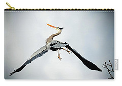 Carry-all Pouch featuring the photograph Live Free And Fly by Rodney Campbell