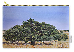 Live Oak Carry-all Pouch by Christine Lathrop